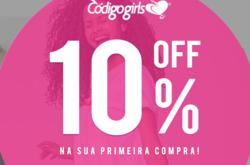 Promoção de Código Girls no folheto de São Paulo