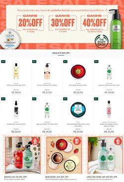 Ofertas Perfumarias e Beleza no catálogo The Body Shop em Juazeiro ( 12 dias mais )