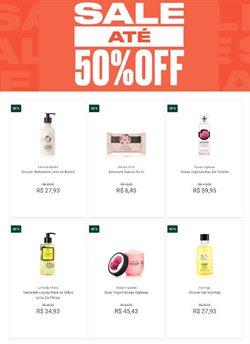 Ofertas de AS em The Body Shop