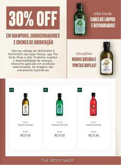 Ofertas Perfumarias e Beleza no catálogo The Body Shop em Salvador ( Válido até amanhã )