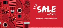 Promoção de Perfumarias e beleza no folheto de The Body Shop em Nossa Senhora do Socorro