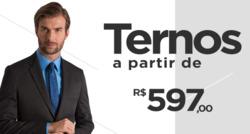 Promoção de Garbo no folheto de São Paulo