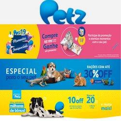 Ofertas de Petz no catálogo Petz (  10 dias mais)