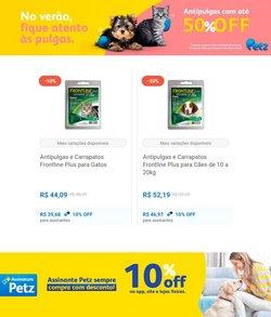 Catálogo Petz (  4 dias mais)