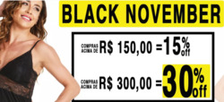 Promoção de Meia de Seda no folheto de São Paulo