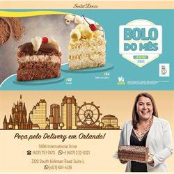 Ofertas Restaurantes no catálogo Sodiê Doces em São Roque ( 8 dias mais )