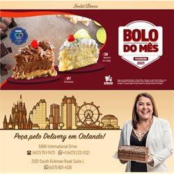 Ofertas Restaurantes no catálogo Sodiê Doces em Goiânia ( 2 dias mais )