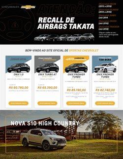 Ofertas Carros, Motos e Peças no catálogo Chevrolet em Itaboraí ( 5 dias mais )