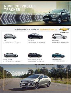 Ofertas Carros, Motos e Peças no catálogo Chevrolet em Betim ( 18 dias mais )