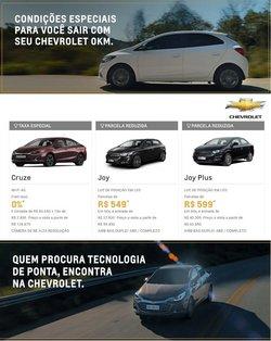 Ofertas Carros, Motos e Peças no catálogo Chevrolet em Curitiba ( 16 dias mais )