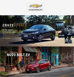 Catálogo Chevrolet (  Vencido)