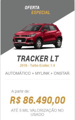 Promoção de Chevrolet no folheto de São Paulo