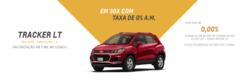 Promoção de Chevrolet no folheto de Aracaju