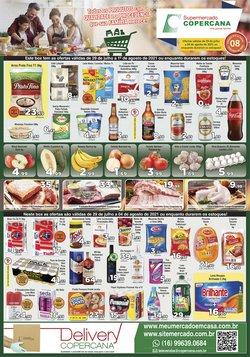 Ofertas de Supermercados no catálogo Copercana (  Publicado ontem)