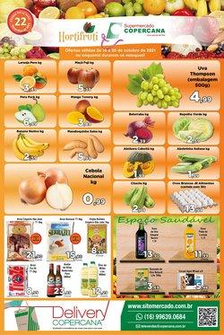 Ofertas de Supermercados no catálogo Copercana (  Válido até amanhã)