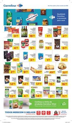 Ofertas Supermercados no catálogo Carrefour em São Leopoldo ( 8 dias mais )