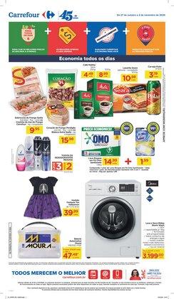 Ofertas Supermercados no catálogo Carrefour em São Leopoldo ( 2 dias mais )