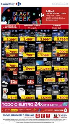 Catálogo Carrefour em Brasília ( Publicado ontem )