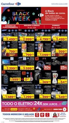 Ofertas Supermercados no catálogo Carrefour em Belo Horizonte ( Publicado ontem )