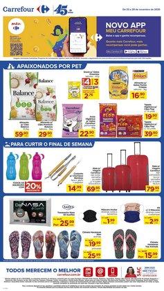 Catálogo Carrefour em São Bernardo do Campo ( Válido até amanhã )