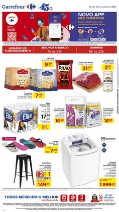 Ofertas Supermercados no catálogo Carrefour ( Válido até amanhã )