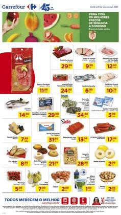 Ofertas de Salsicha em Carrefour