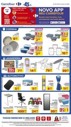 Ofertas de Caixa organizadora em Carrefour