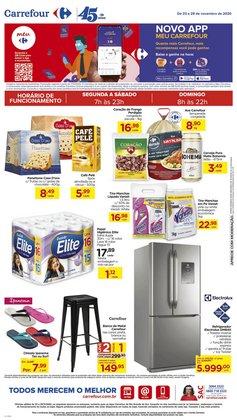 Ofertas Supermercados no catálogo Carrefour em Alvorada ( 2 dias mais )