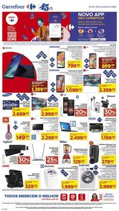 Catálogo Carrefour em Curitiba ( Publicado hoje )