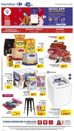 Ofertas Supermercados no catálogo Carrefour em Fortaleza ( Publicado ontem )