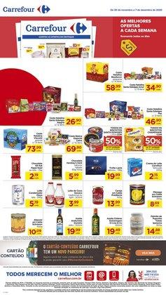 Ofertas de Nectarina em Carrefour