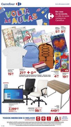 Catálogo Carrefour ( 6 dias mais )