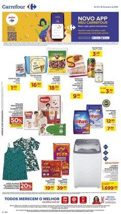Ofertas Supermercados no catálogo Carrefour em Guaíba ( 2 dias mais )