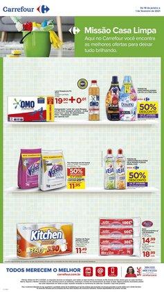 Ofertas Supermercados no catálogo Carrefour em Gravataí ( 8 dias mais )