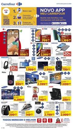 Ofertas de Mp3 em Carrefour
