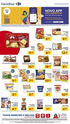 Ofertas de Manteiga em Carrefour