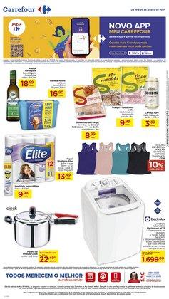 Ofertas Supermercados no catálogo Carrefour em Gravataí ( Válido até amanhã )