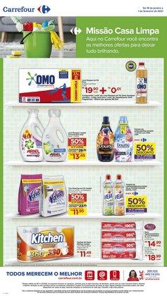 Ofertas Supermercados no catálogo Carrefour em Olinda ( 4 dias mais )