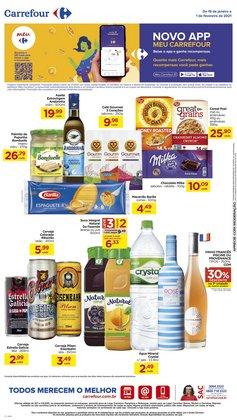 Catálogo Carrefour em São Caetano do Sul ( Publicado ontem )