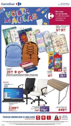 Ofertas Supermercados no catálogo Carrefour em Gravataí ( 24 dias mais )