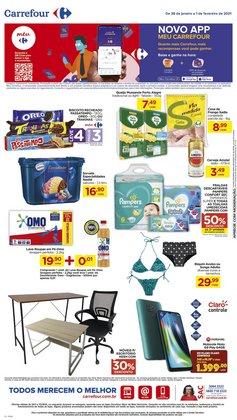 Ofertas de Novo em Carrefour