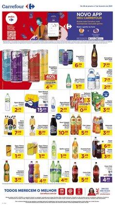 Ofertas de Coca cola em Carrefour