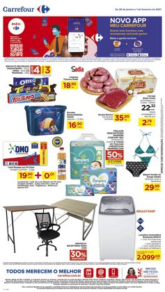 Ofertas Supermercados no catálogo Carrefour em Diadema ( Publicado ontem )