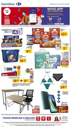 Ofertas Supermercados no catálogo Carrefour em Itaboraí ( Publicado hoje )