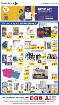 Ofertas de Agenda em Carrefour