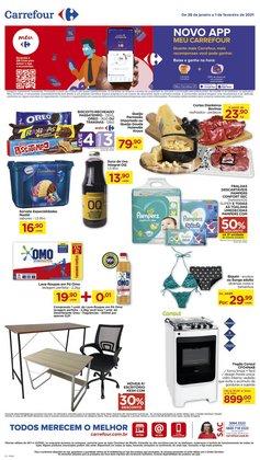 Ofertas Supermercados no catálogo Carrefour em Olinda ( Publicado a 2 dias )