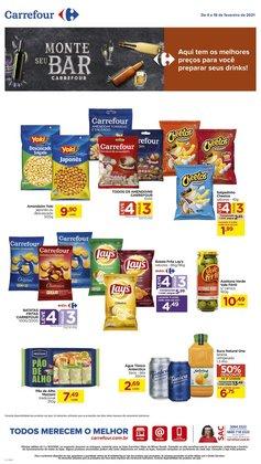 Catálogo Carrefour em Belo Horizonte ( Vencido )