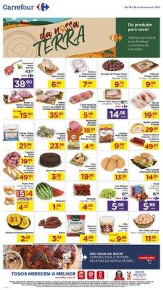 Ofertas Supermercados no catálogo Carrefour em Porto Alegre ( 3 dias mais )