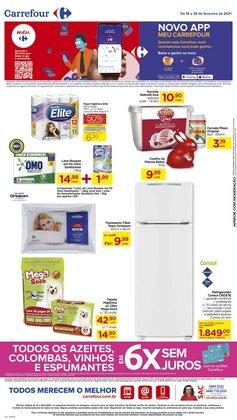 Ofertas Supermercados no catálogo Carrefour em São Gonçalo ( Válido até amanhã )