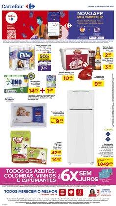 Ofertas Supermercados no catálogo Carrefour em Belo Horizonte ( 3 dias mais )